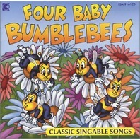 Four Baby Bumblebees