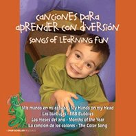 Canciones Para Aprender con Diversion (Songs of Learning Fun)