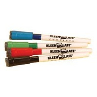 Attachable Erasers For Dry Erase Markers; Pack of 4