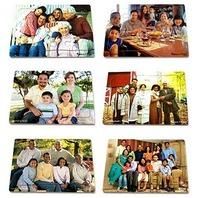 Melissa and Doug Multi-Ethnic Family Puzzle Set