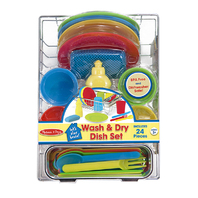 LETS PLAY HOUSE WASH & DRY DISH