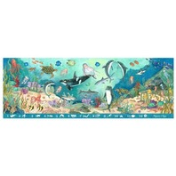Melissa & Doug Search and Find Beneath The Waves Floor, 48 Pieces