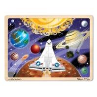 Melissa & Doug Space Voyage Jigsaw 48 Piece