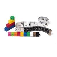 English/metric Tape Measures 10/pk