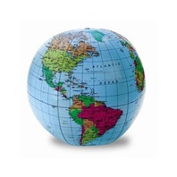 Learning Resources Inflatable 12-Inch Globe