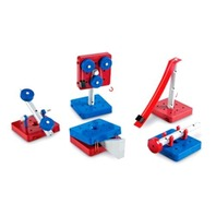 Learning Resources Simple Machinesset Of 5 Machines