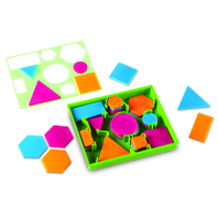 ATTRIBUTE BLOCKS DESK SET BRIGHTS