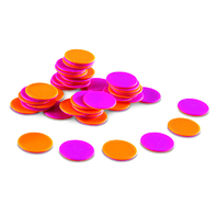 TWO COLOR COUNTERS BRIGHTS 20/SET