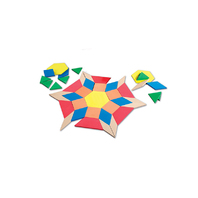 GIANT FOAM FLOOR PATTERN BLOCKS