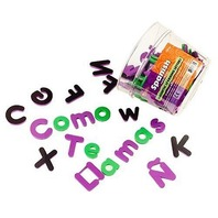 Spanish Magnetic Foam  Letters