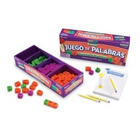 Learning Resources Juego De Palabrasspanish Word Game