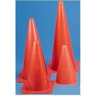 "Safety Cone; 15""Height; Orange"
