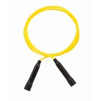 Speed Rope, Yellow - 9 Ft; Vinyl With Plastic Handles; no. MASSPR9