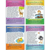 Teaching Poster Set: Reading Comprehension; no. MC-P192