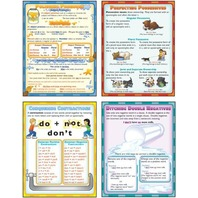 MCDONALD PUBLISHING MC-P193 Grammar Dos & Donts Poster Set