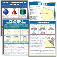 Teaching Poster Set: Exploring Geometry; no. MC-P205