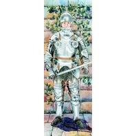 Mcdonald Publishing Mc-v1604 Colossal Concept Medieval Knight Gr 4-9& Up