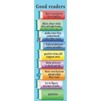 Colossal Poster: What Good Readers Do; no. MC-V1616