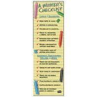 Colossal Poster: A Writers Checklist; no. MC-V1623