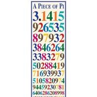 Colossal Poster: A Piece of Pi; no. MC-V1627
