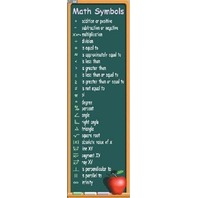 Colossal Poster: Math Symbols; no. MC-V1629