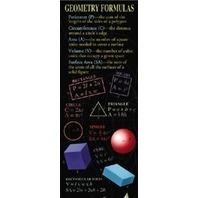 Colossal Poster: Geometry Formulas; no. MC-V1638