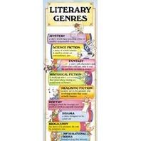 Colossal Poster: Literary Genres; no. MC-V1639