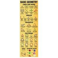 Colossal Poster: Basic Geometry; no. MC-V1645