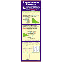 PYTHAGOREAN THEOREM COLOSSAL POSTER