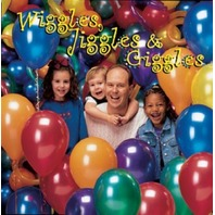 Melody House Mh-d64 Wiggles Jiggles & Giggles Cd
