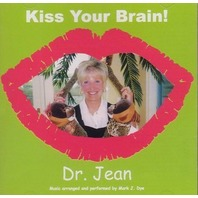 Dr. Jean - Kiss Your Brain CD; no. MH-DJD08