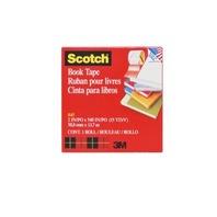 Scotch® Book Tape 845, 2 Inches x 15 Yards