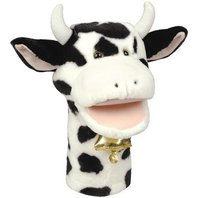 Cow Bigmouth Puppet