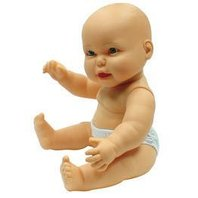 Infant Doll Skin Tone: Caucasian