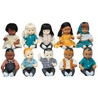 Ethnic Dolls - Black Girl