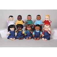 #DOLLS MULTI-ETHNIC NATIVE AMERICAN