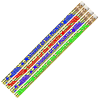 STUDENT OF THE MONTH PENCIL 12PK