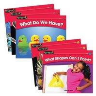 Rising Readers Leveled Books Set: Math Theme, 24 Title Set