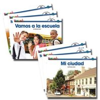 En Espanol Sight Word Readers Social Studies Set Of 16