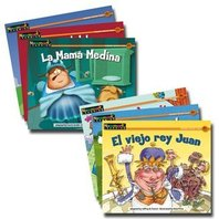 En Espanol Rising Readers Fiction Nursery Rhyme Tales Vol 2 Set Of 1
