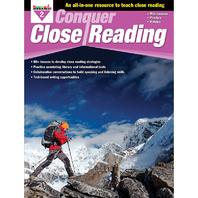CONQUER CLOSE READING GR 2