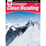 CONQUER CLOSE READING GR 4