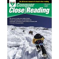 CONQUER CLOSE READING GR 6