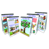 SET OF ALL 5 EARLY CHILDHOOD SOCIAL