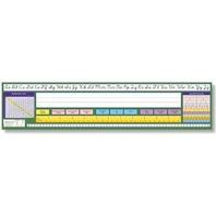 Contemporary Cursive Desk Plate