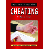MATTERS OF OPINION CHEATING