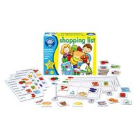 Shopping List Memory Game