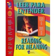 Leer Para Entender Reading For
