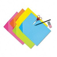 Sentence Strips 24 x 3 Assorted Bright Colors 100/Pack