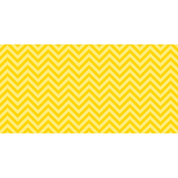 FADELESS 48X50 YELLOW CHEVRON